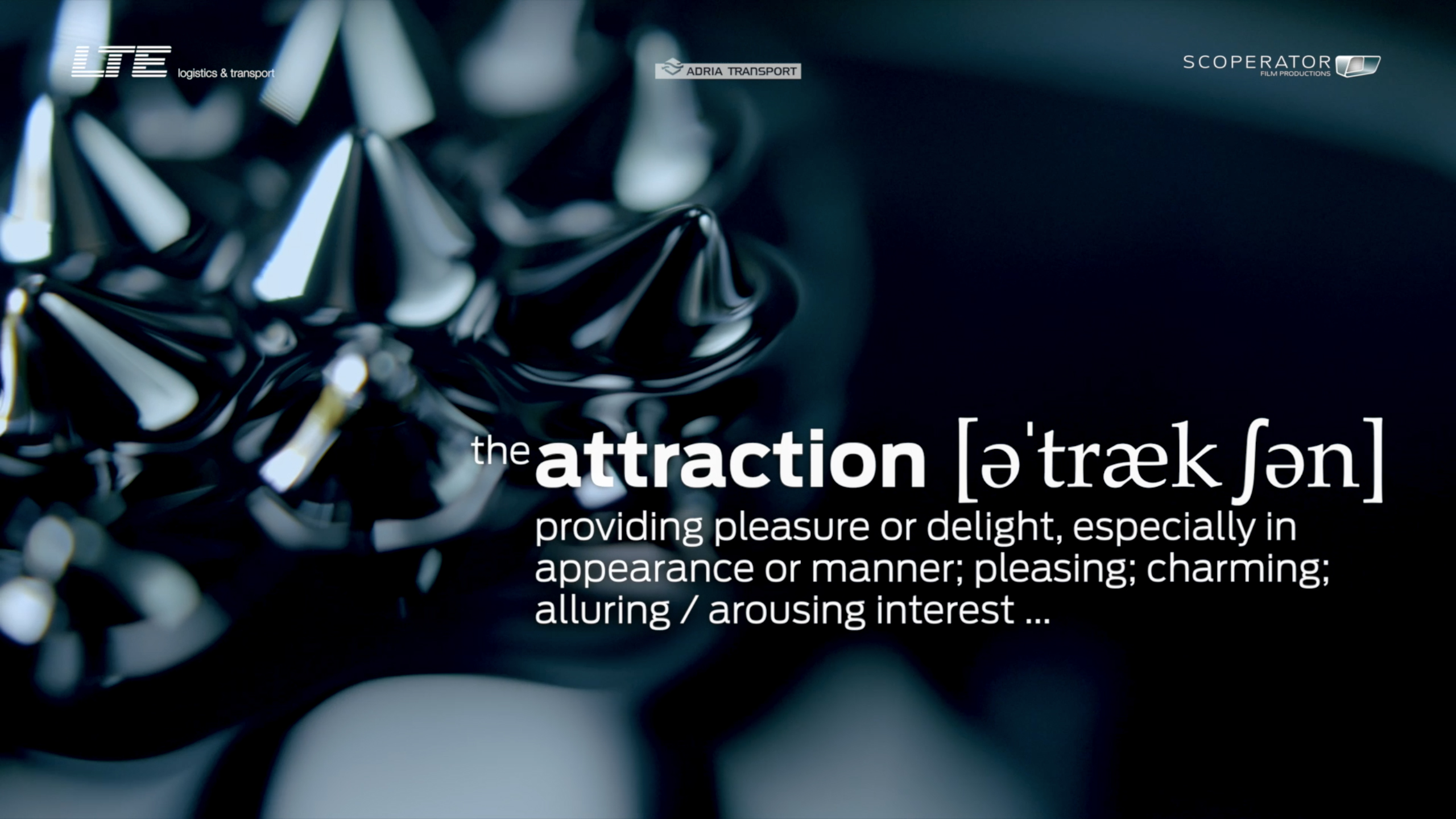 attraction - definition