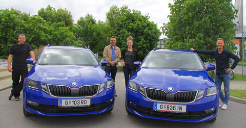LTE AT | new cars for our wagon inspectors