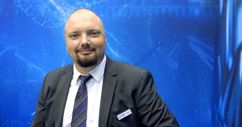 LTE–group 'en detail'   Alexander Moik (Trafic Manager)