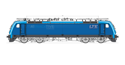 LTE - our locomotives #3