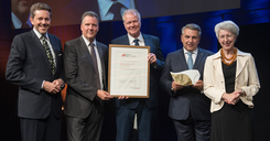 LTE-group | Prized Logistics - Austrian Export-Prize 2019