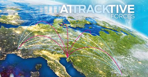 LTE   Graz at Adriatic shores