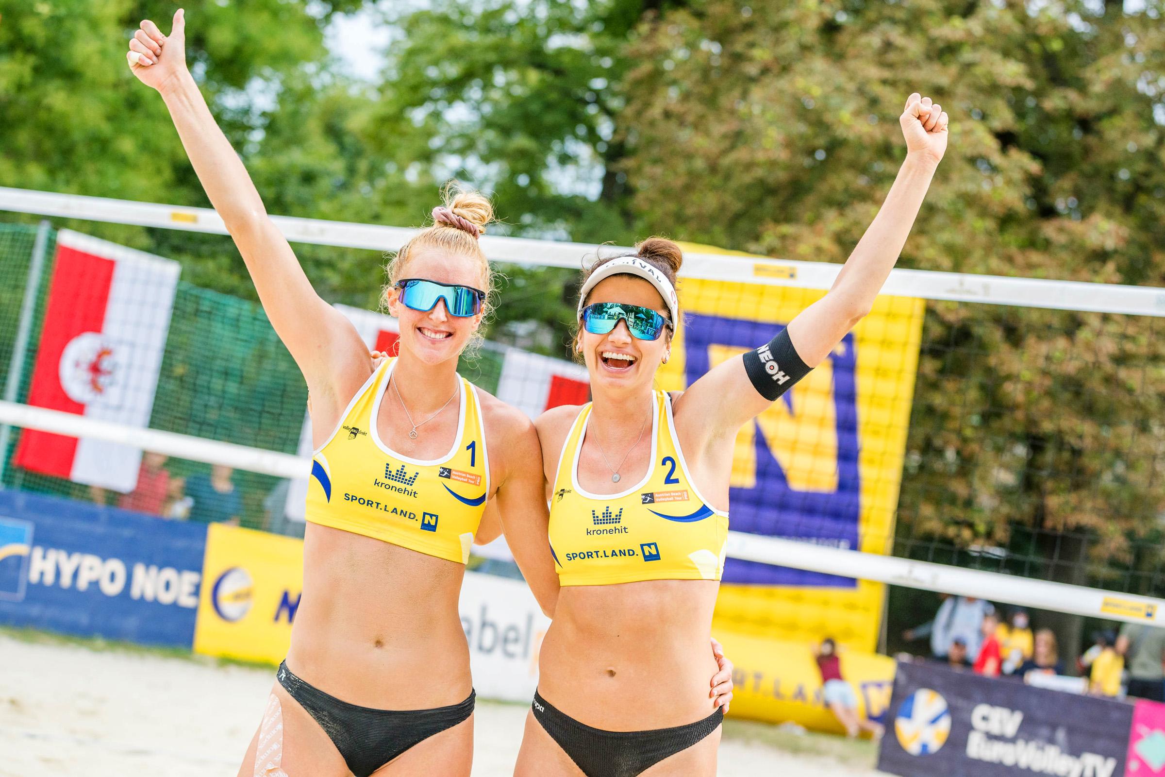 Klinger Dorina & Lena Plesiuschnig | Schrötter