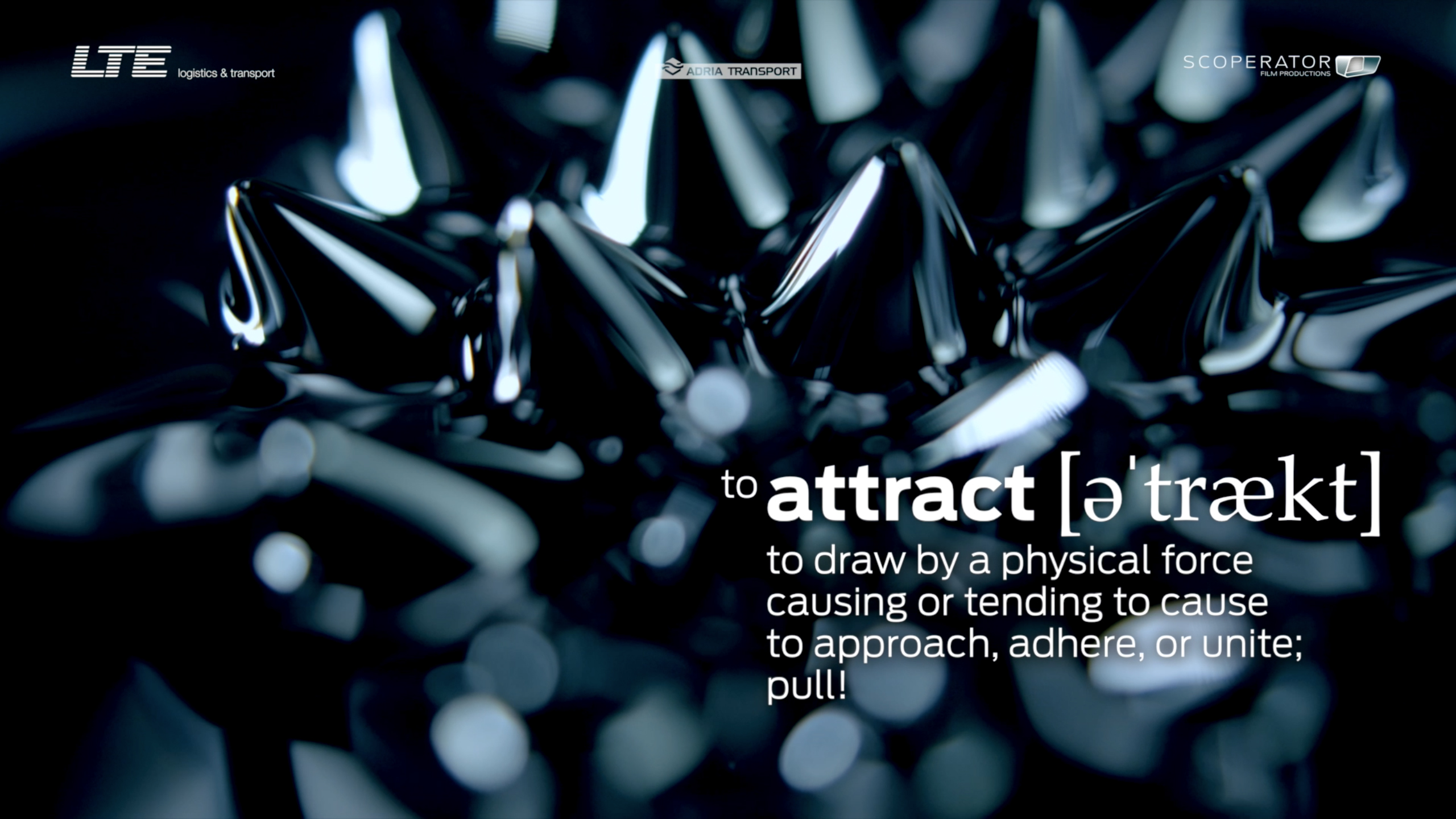 attract - definition