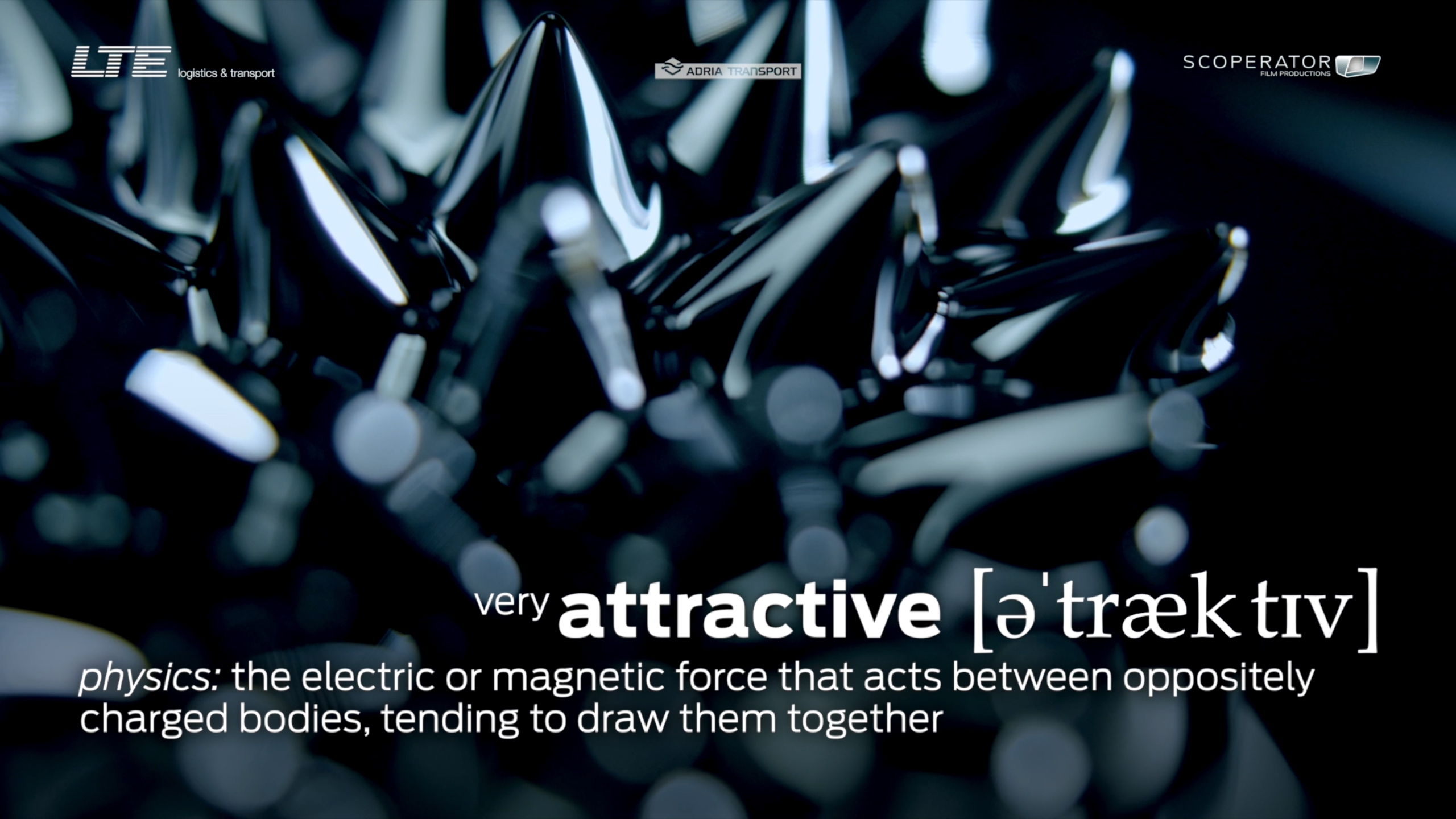 attractive - definition