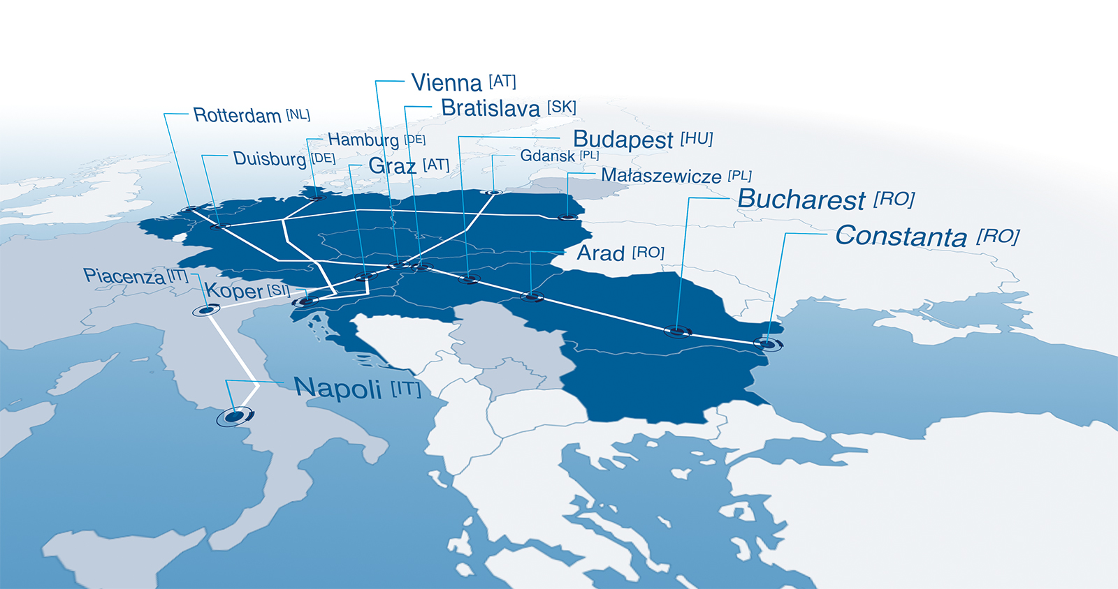 LTE   All Across Europe