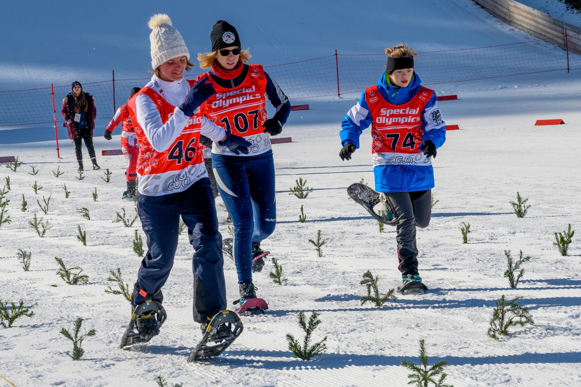 Schneeschuh-Lauf | Josef Gaggl