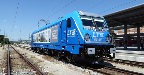 LTE - the first Traxx 187 AC3
