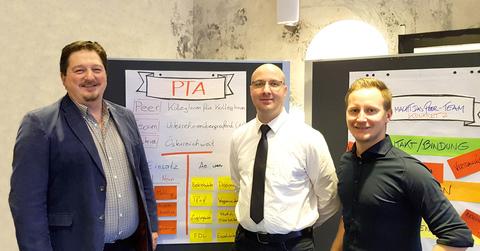LTE   Peer Team Austria
