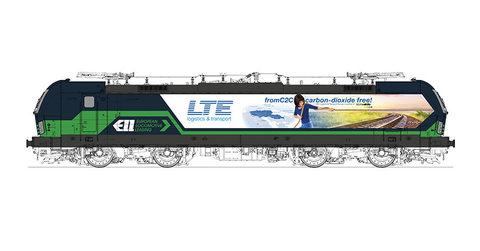 LTE - unsere Lokomotiven #2