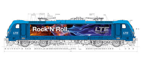 LTE - unsere Lokomotiven #1