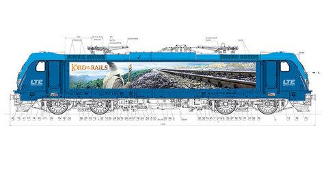 LTE - unsere Lokomotiven #3