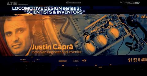 LTE Lokdesign | Transmontana #4 'Justin Capra'