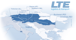Transport Logistik in Europa - Advantages for rail