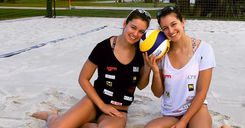 The 'Beach Twins' - On track for 2019