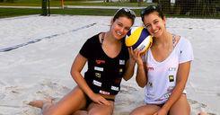 Die 'Beach Twins' - auf Schiene für 2019
