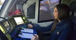LTE AT's 'First Lady' der Lokomotiven